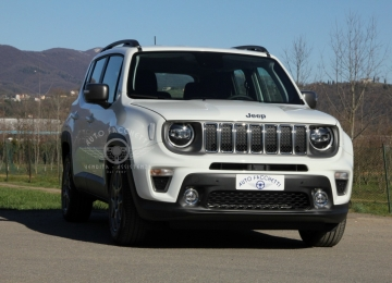 Jeep Renegade 1.3 T4 DDCT Limited 2020